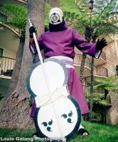 Tobi Cosplay Anime LA 2013 by SasukeLouieCosplay