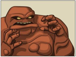 Clayface by Benkner