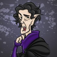 Bernard Blackcloak by BrowncoatFiction