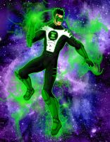 The Green Lantern by kanefinger1939