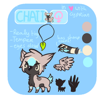 Chaii Ref (UPDATED WITH INFO) by speqqy