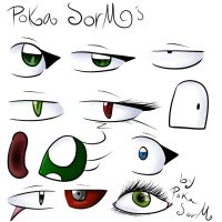 Pokas Eye Doddle by Poka-SorM