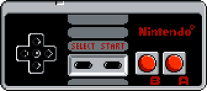 NES Controller by hfbn2