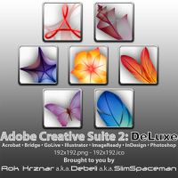 Creative Suite 2 DeLuxe by SLiMspaceman