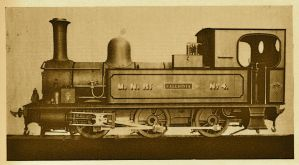 Manx Northern Railway No. 4 by SteamRailwayCompany
