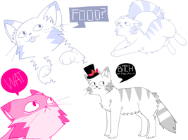 Doodles by Sooohappy