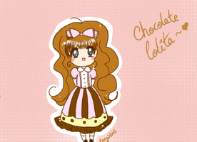 Chocolate Lolita by Thegirlins