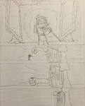 The Haunted Library Audition Page 3 by HiddenZealot