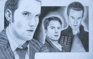 Men of Torchwood by vardawendy