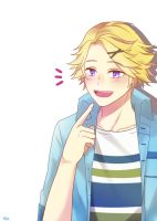 Yoosung by Acaelith