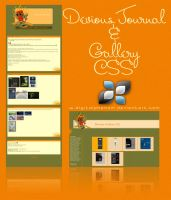 Devious Journal + Gallery CSS by DigitalPhenom