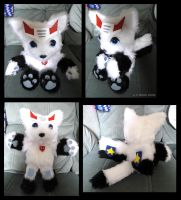 KittyProwl plushie by Astrocat