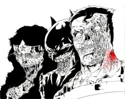 The Zombie Trinity by ParisAlleyne
