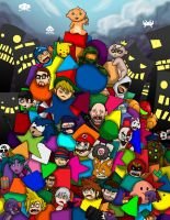 Its A Pile of Delicious Fun by Impendidngdoom46