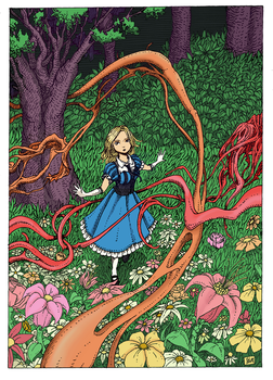 Alice In Acidland by CCDriver