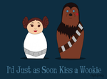Wookie Love by daKisha