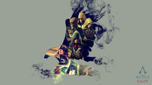 Assassin's Creed Unity by softlady