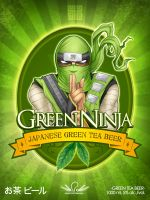 Green Ninja by eyenod