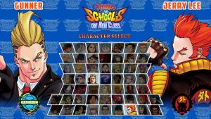 SJ - Rival Schools - Pomp Rivals by theCHAMBA
