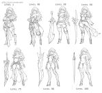 Level and armor pogression in MMOs by CGlas