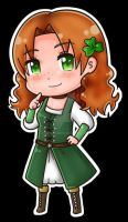 Hetalia - Ireland by SONIXA