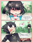 A Love Confession From Ayano by Sonikkufreak