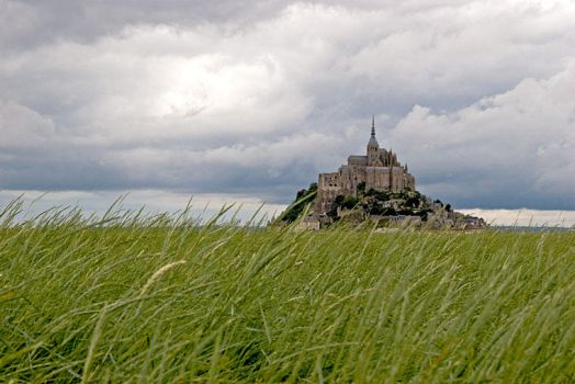 Mont St. Michel - 9921 by utoks