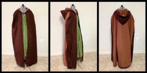 Two Tone Cloak by Durnesque