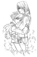 KH: commission by suishou