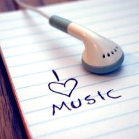 Music Makes me loose it by NaturePhotographer16