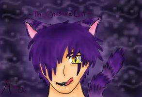 Ara the Cheshire Cat by animalover4six