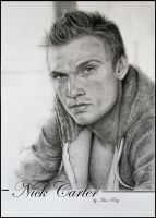 Nick Carter.BsB by diablana81