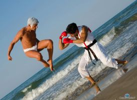 Urien (Yurian) - Street Fighters III: 2nd impact by Dariocosplay
