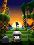 Memories of Checkered Ground and Striped Grass by SuperSonicBros2012