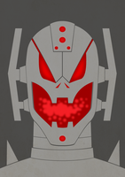 U is for Ultron by payno0