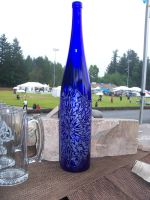 Tall Bottle by Fulstein