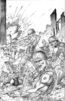 WWII Squad by JMan-3H