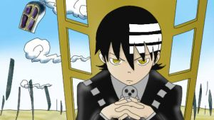 soul eater death the kid by puntoxp