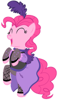 Pinkie Can-Can by pageturner1988