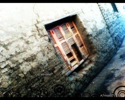 Old Window by BooTuM