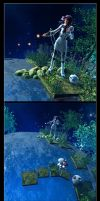My Little Blue Planet by Fredy3D