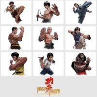 Kings of Kung Fu by ArtofTu