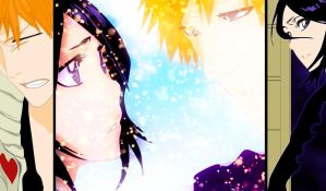 Ichiruki Wall 21 by naruble