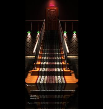 Stairway to hell by estroncios