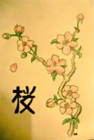 Cherry Blossoms by IfreakenLoveDrawing