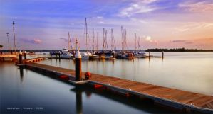Danga Bay 01 by PhiloGraphic