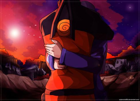 NaruHina: Its Over Now by solarwind06