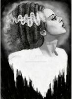 Bride of Frankenstein by ShayneOtheDead