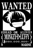 monkey d luffy silhouet by Andie200