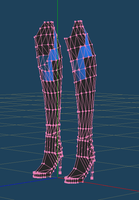 witch shoes W.I.P 2! by TheChaoticMuffin